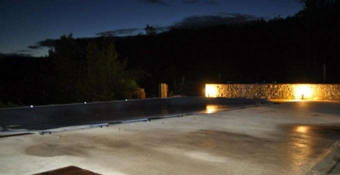 Maison piscine