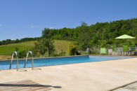 maison pierre terrasse piscine chambre hote